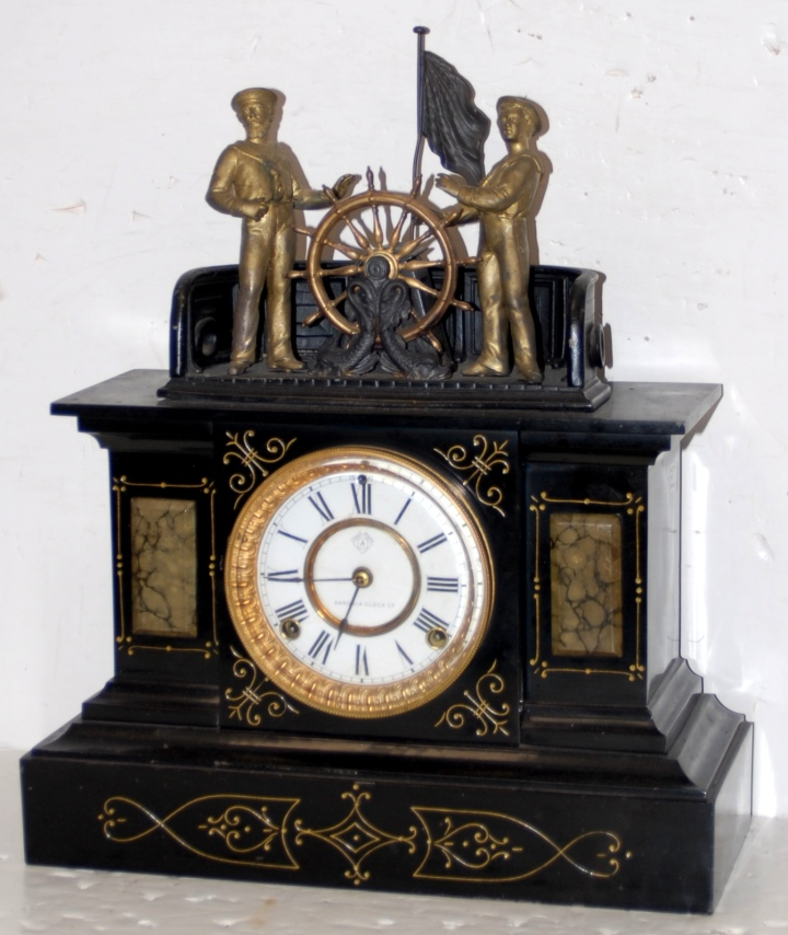 Ansonia Mechanical Clock